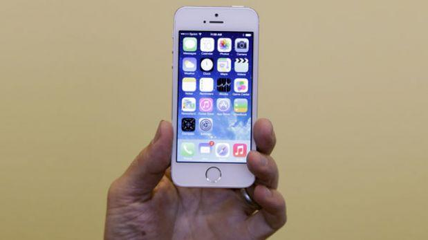 Compara al iPhone 5S con sus rivales