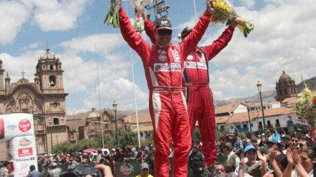 FOTOS: así vivió Cusco la llegada de los autos de Caminos del Inca a la Plaza de Armas