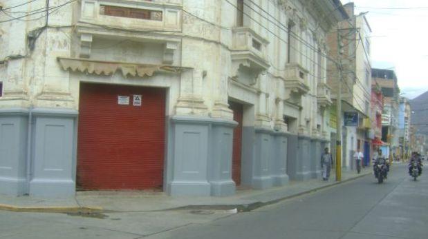 Huánuco: no hubo buses ni taxis en paro de transportistas