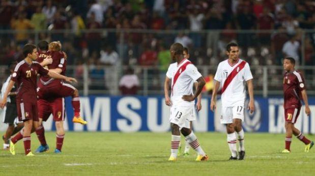 UNO X UNO: así vimos al equipo peruano en la derrota ante Venezuela