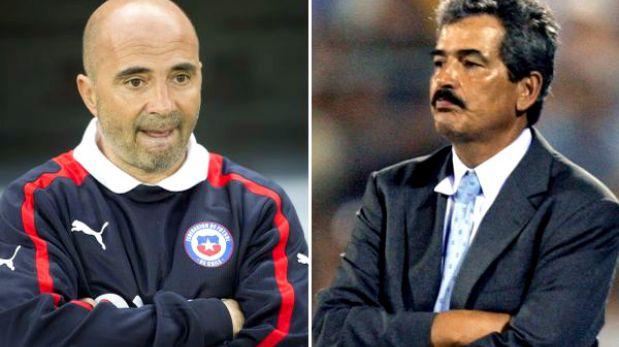 Sampaoli y Pinto, de ser expulsados del Perú al Mundial Brasil 2014
