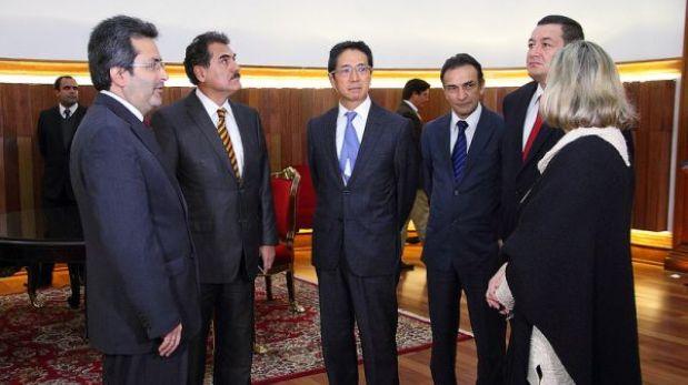 Primer ministro Jiménez y el fujimorismo culminaron diálogo en busca de consensos