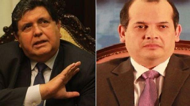 """Alan García: """"Si aporte a AFP se descontaba a ministro ya habría sido devuelto"""""""