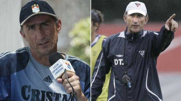 Juan Antonio Pizzi y los técnicos que pasaron por el Perú y ahora triunfan en el extranjero