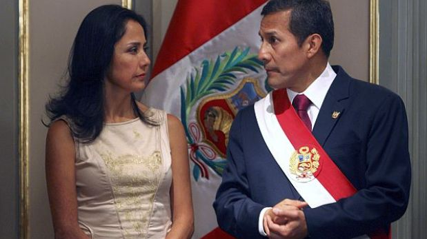 Oposición: Nadine Heredia desplazó a Humala al interior del nacionalismo