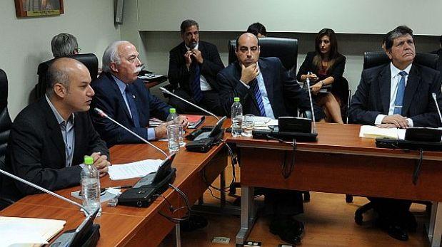 Megacomisión: No acataremos fallo que anula investigación contra Alan García
