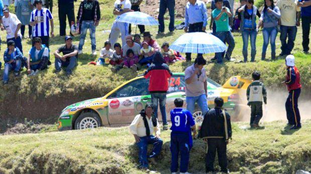FOTOS: Ayacucho vibró con el arribo de los pilotos y el rugido de los motores en los Caminos del Inca
