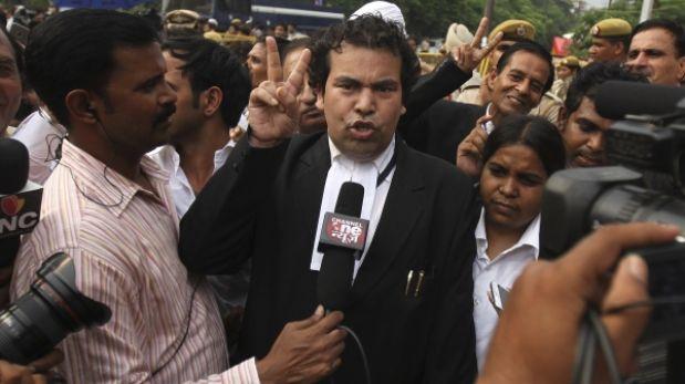 Corte india condenó a muerte a cuatro acusados de violación en grupo