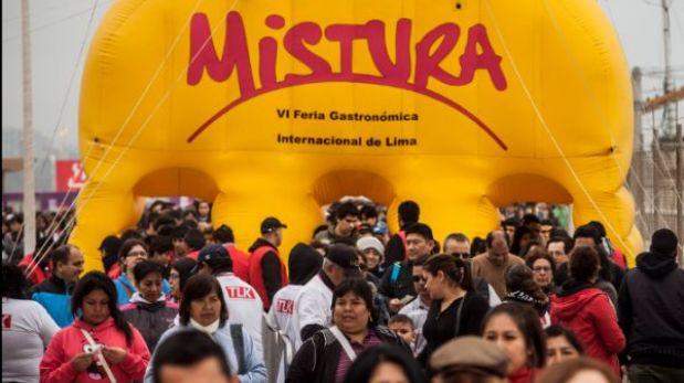 Organizar Mistura costó S/.13,2 millones de inversión, según Stimulus