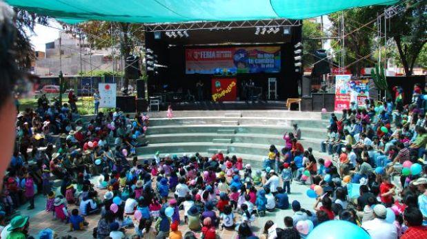 Arequipa: Feria del Libro espera congregar a más de 100.000 visitantes