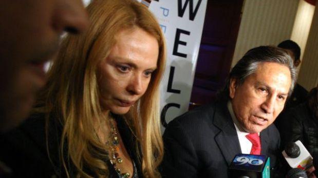 Caso Toledo: Eliane Karp aún no presenta certificados médicos ante la fiscalía