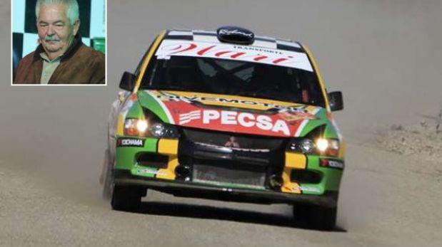El máximo ganador de Caminos del Inca reprueba espíritu antideportivo de los pilotos