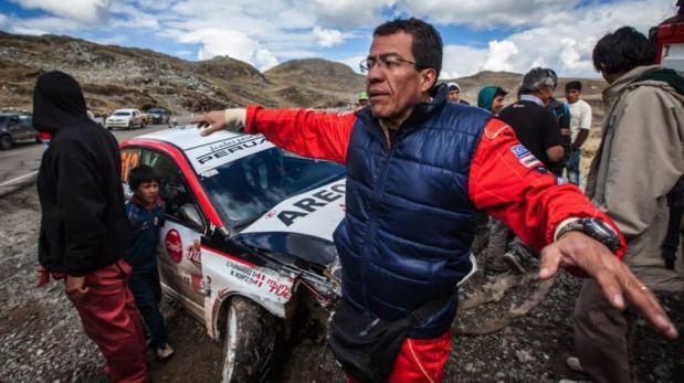 Choques, despistes y abandonos: la dureza de correr el rally Caminos del Inca [FOTOS]