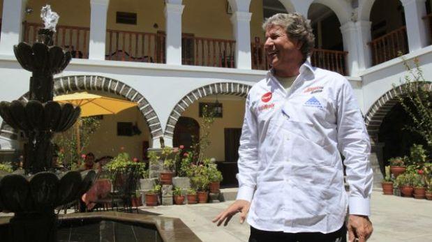 """Jorge Koechlin: """"Caminos del Inca es de esas carreras que ya no hay en el mundo"""""""
