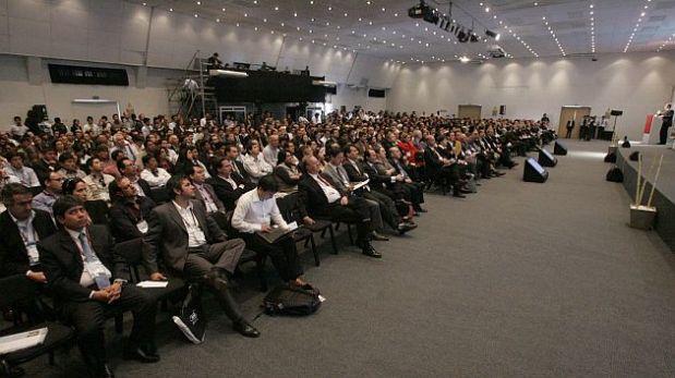 Perumin recibirá desde hoy a 75.000 empresarios de 40 países