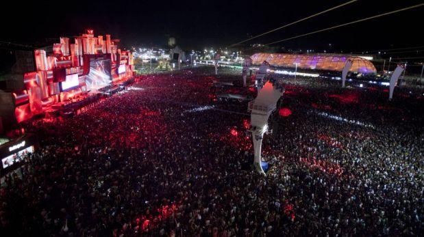 FOTOS: la primera noche del Rock in Rio fue para la bella cantante Beyoncé