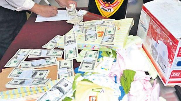 Devuelven US$1,4 mllns. a acusados por lavado de activos de minería ilegal