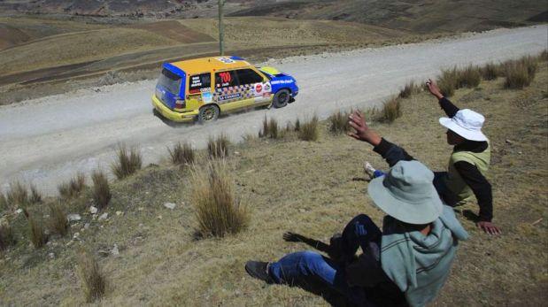 FOTOS: Las mejores imágenes de la penúltima etapa de Caminos del Inca