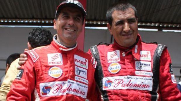 """Richard Palomino: """"Mi hermano y yo haremos el 1-2 en Caminos del Inca"""""""