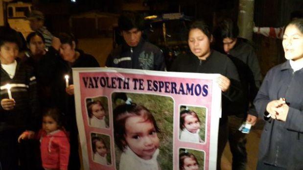 Madre de Bayoleth reconoció a mujer detenida en Áncash como la secuestradora de su hija