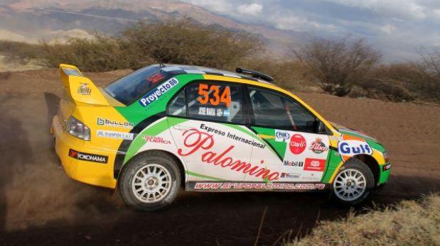 Richard Palomino es el ganador de los Caminos del Inca