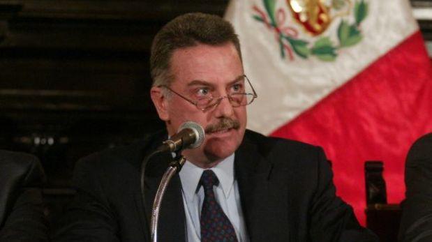 Caso Ecoteva: fiscalía cita a ex ministro de Defensa de Alejandro Toledo