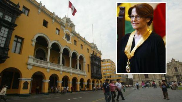 Concejo de Lima solo invertirá en obras el 15% del presupuesto del próximo año