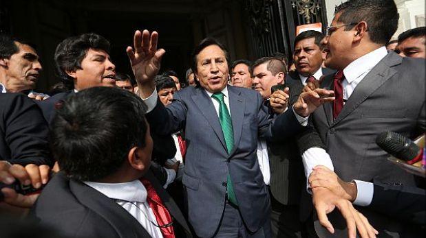 Comisión de Fiscalización viajaría a Costa Rica para investigar a Alejandro Toledo