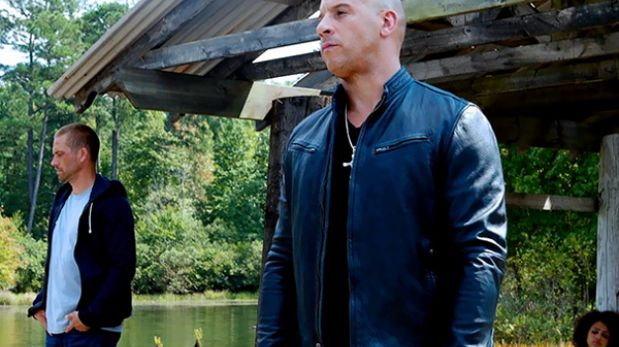 """Vin Diesel mostró las primeras imágenes de """"Rápidos y furiosos 7"""""""