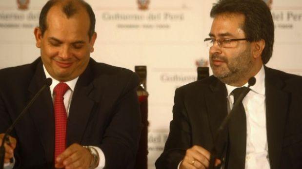 "Primer ministro Jiménez descartó salida de Castilla: ""No ha renunciado ni va a renunciar"""