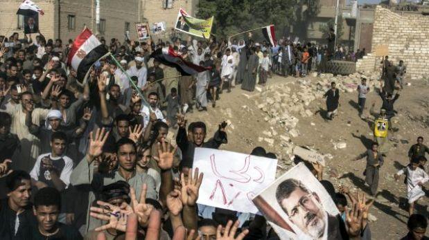 Egipto: dos dirigentes de los Hermanos Musulmanes fueron detenidos
