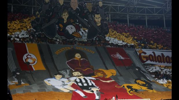 FOTOS: la arrolladora victoria del Real Madrid sobre el Galatasaray por la Champions League