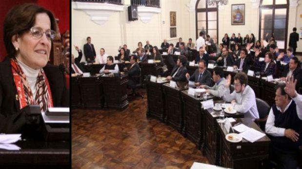 Concejo de Lima investigará casos Relima y Virgen de la Puerta