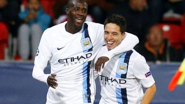 Champions League: Manchester City goleó 3-0 en su visita al Viktoria Plzen