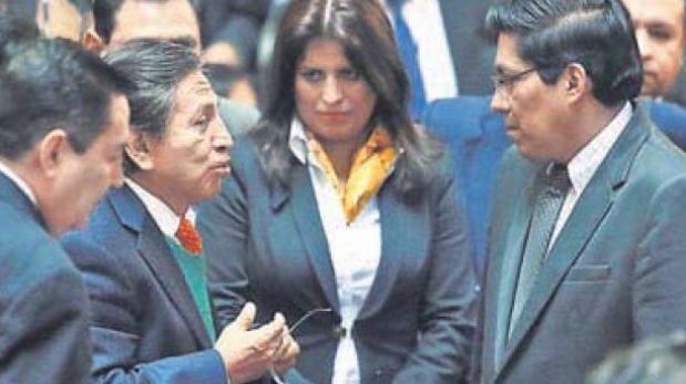 """Alejandro Toledo intenta """"manosear investigación del Caso Ecoteva"""", afirmó Zeballos"""