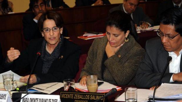 Susana Villarán admitió infracción administrativa en omisión de contrato con Relima