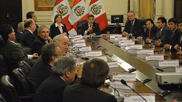 Perú Posible y el Apra no pondrán condiciones al diálogo con Humala