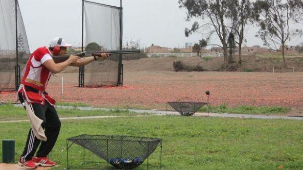 Perú es subcampeón en Mundial de Escopeta gracias a Nicolás Pacheco
