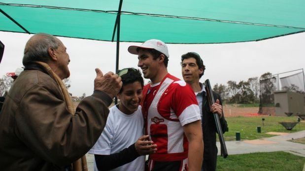 FOTOS: el histórico subcampeonato del peruano Nicolás Pacheco en el Mundial de Escopeta
