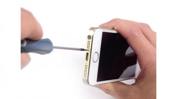 iPhone 5S y sus entrañas: así es por dentro el nuevo smartphone de Apple [FOTOS]