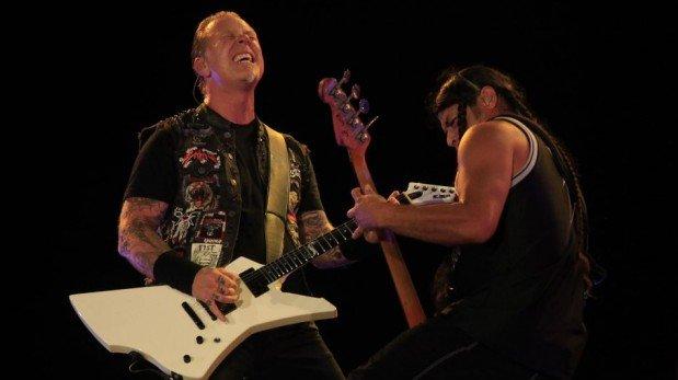 FOTOS: Metallica le puso el broche de oro a la noche más metalera del Rock in Río