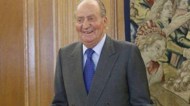 El rey Juan Carlos de España volverá a ser operado de la cadera