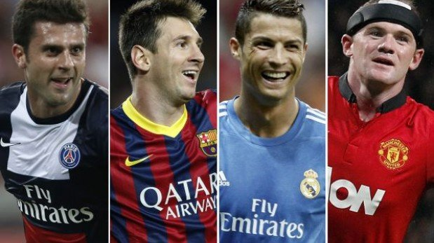 Este es el once ideal de la primera fecha de la Champions League