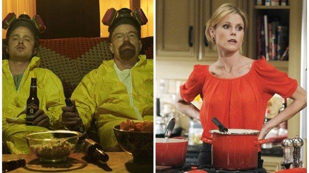 "Emmy 2013: ""Breaking Bad"" y ""Modern Family"" parten como series favoritas"