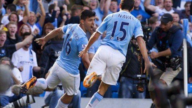 Clásico inglés: Manchester City goleó 4-1 al Manchester United