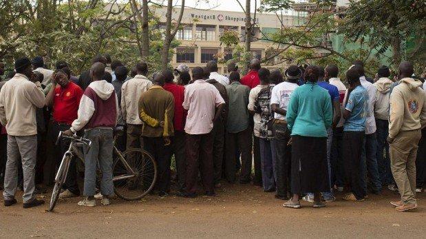 Continúa la tensión en el centro comercial de Kenia tras ingreso de fuerzas especiales israelíes [FOTOS]