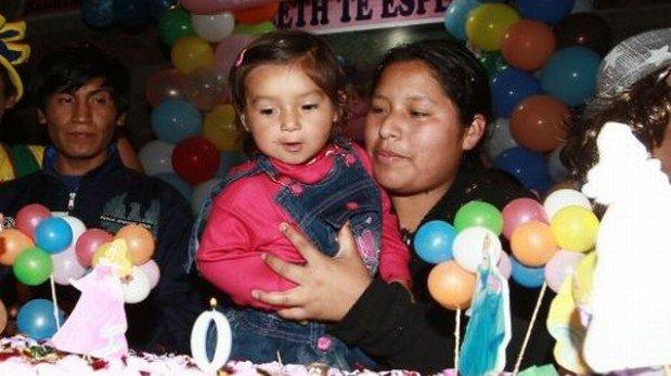 Caso Bayoleth: implicada en secuestro de niña fue detenida en Áncash