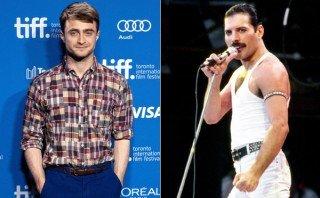 Daniel Radcliffe interpretaría a Freddie Mercury en biopic
