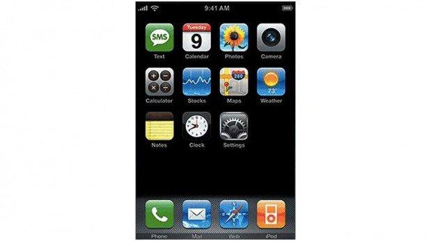 ¿Ya tienes iOS7? Recuerda cómo fueron los anteriores sistemas operativos del iPhone [FOTOS]