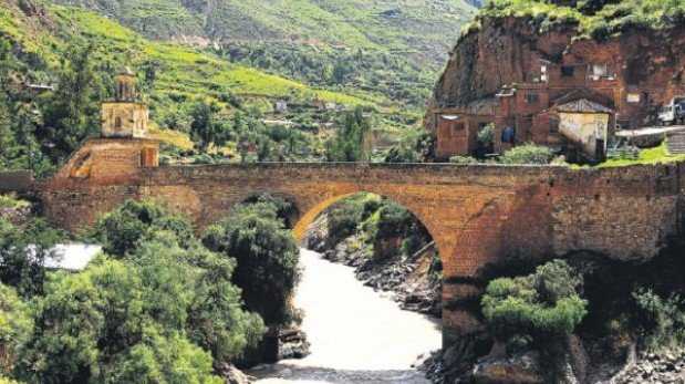 Huancavelica: entre iglesias y valles